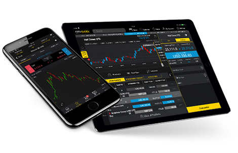 Australian trading app