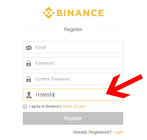 Bonus Use Fee 11285553 amp; Referral Id 50 40 - Get Binance Discount