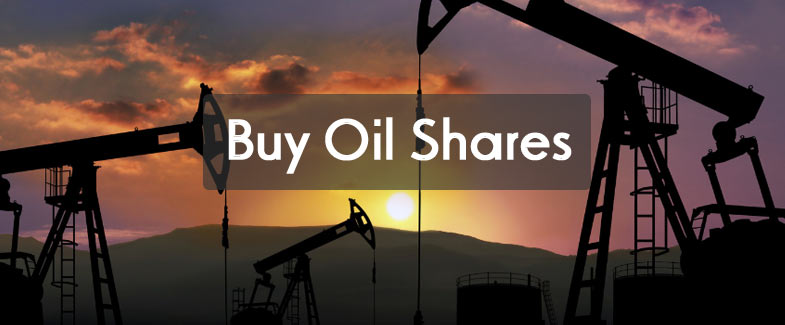 buy oil shares australia