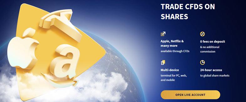 trading tesla shares